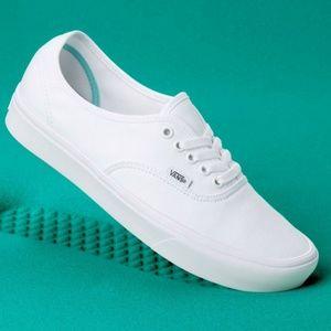 Vans Classic White Unisex Canvas Shoes